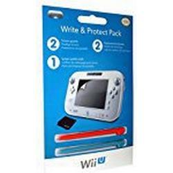 Wii U / Write & Protect Kit (Folie+Stylus)
