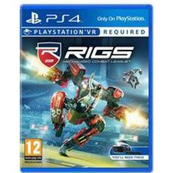 Sony Ps4 Game Vr - Mechanized Rigs 890 Gr