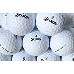 Srixon Ad333 Gemischte Lakeballs, Weiß, 100 Stück