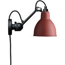 304CA Wandleuchte Rot - Lampe Gras