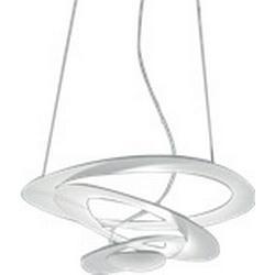 Pirce Micro LED Pendelleuchte Weiß - Artemide
