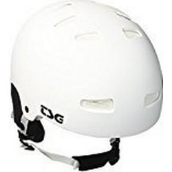 TSG Snowboardhelm Gravity Solid Color, flat white, XXL, 750089