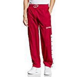Spalding Bekleidung Teamsport Evolution Pants, Rot/Weiß, S, 300501102