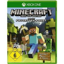 XBox One - Minecraft, Favoriten-Paket