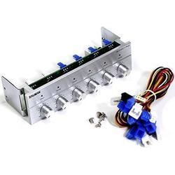 Zalman ZM/MFC1 Plus interne Lüftersteuerung Kontroller (6/Channel)