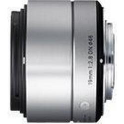 Sigma Foto Weitwinkel-Objektiv 2,8/19 DN schwarz Sony E-Mount f/22 - 2.8 19mm