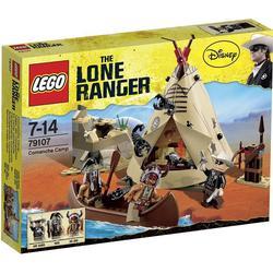 Lager der Comanchen, Lego