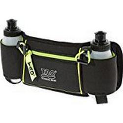 TAO Sportswear Trinkgürtel Accesories, Black/Sirio, One Size, 89033