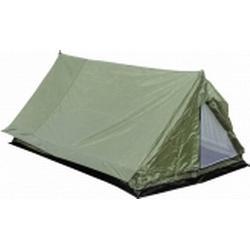 2 Personen-Zelt Minipack oliv