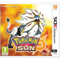 Pokémon Sonne - 3Ds Adventure, 3DS (3Ds)