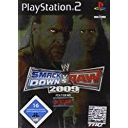 WWE Smackdown vs. Raw 2009 (Metal/Pack)