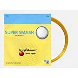 Kirschbaum Saitenset Super Smash, Gelb, 12 m, 0105000212600006