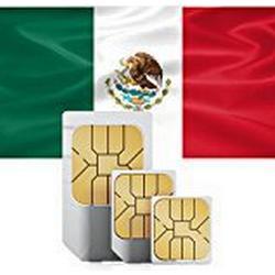 travSIM v/de/mexiko/250mb Mexiko Sim Karte mit 250MB Datenvolumen für 30 Tage (Standard/Micro/Nano)