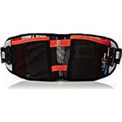 Salomon S/Lab Adv Skin 1 Belt Black/Rd / Rucksack, Unisex, Schwarz, NS