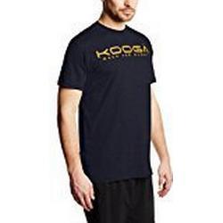 Kooga Herren T/Shirt, Marineblau, Gr. M
