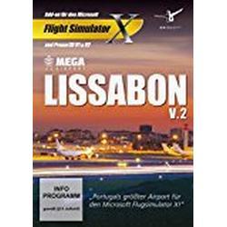 Flight Simulator X / Mega Airport Lissabon V2.0 (Add/On)