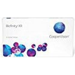 Biofinity XR, Linsen mit Überstärke Monatslinsen weich, 6 Stück / BC 8.60 mm / DIA 14.00 mm / /19.5 Dioptrien