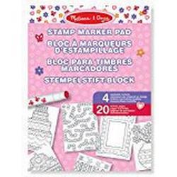 Melissa & Doug 12421 / Spielwerkzeug, Stamp Marker Activity Pad, pink