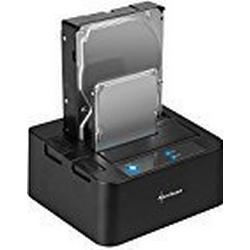 Sharkoon SATA QuickPort Duo USB 3.0 HDD/Dockingstation für SATA/Festplatten