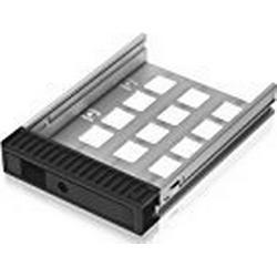 """Icy Box Carrier/Festplattenträger/Einschub für IB/129SSK/B (passend für 3,5"""" (8,9 cm) und 2,5"""" (6,35 cm) SATA/SAS HDD/SSD) schwarz"""