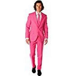 OppoSuits Herren Kostüm Mr. Pink, Rosa