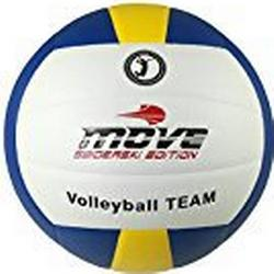 Vision One Volleyball Move Swiderski Edition für Basic Touch, Weiß/Blau, 3, SE12_MV_PIL_670