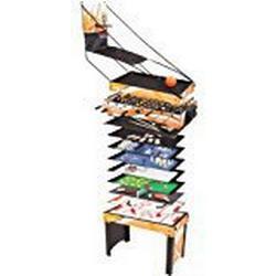 Ultrasport Spieltisch 15/in/1 Game Zone, Tischgröße 107 x 61 x 80 cm
