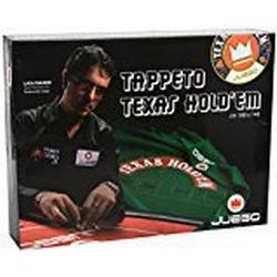 Juego JU00604 Texas Hold'em Pokerteppich 180 x 140 cm / Grün