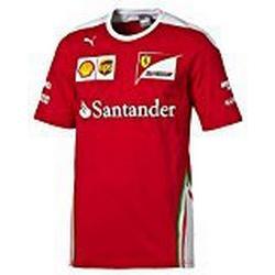 FERRARI F1 Herren T/shirt, rot, XXL, 76194501