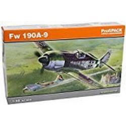 Eduard Plastic Kits 8187 / Flugzeug Fw 190A/9 Profi Pack