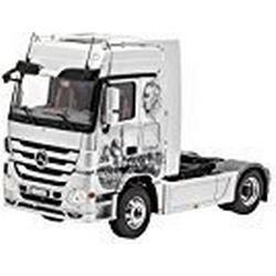 Revell Modellbausatz LKW 1:24 / Mercedes/Benz Actros MP3 im Maßstab 1:24, Level 5, originalgetreue Nachbildung mit vielen Details, Lastwagen, Truck, 07425