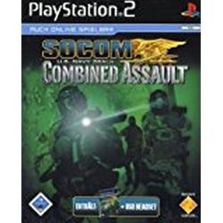 SOCOM: U.S. Navy SEALs / Combined Assault inkl. Headset
