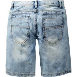 Jeans-Bermuda LOOSE in blau für Herren von bonprix
