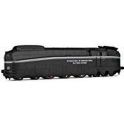 Rivarossi HR2343 / Schnellfahrdampflokomotive Baureihe 61 002 der Deutschen Reichsbahn, schwarz