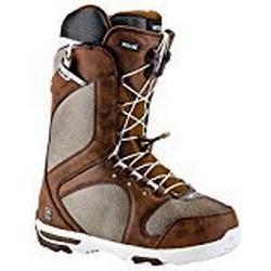 Nitro Damen Monarch Tls Snowboard Boots, Chocolate/W.Grey, 38.5