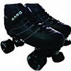 Nano Venice Rollschuhe schwarz schwarz 40