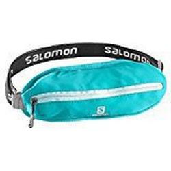 Salomon Agile Single Belt Teal Blue/Bubble Blue / Gürtel, Unisex, Blau, NS