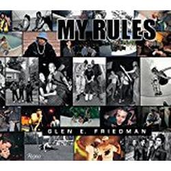 Naked Glen E Fridman My Rules Buch skateboard