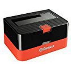 Enermax EB310SC Dockingstation für Festplatten, Schwarz