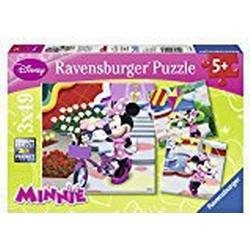 Ravensburger 09416 / Hübsche Minnie Mouse