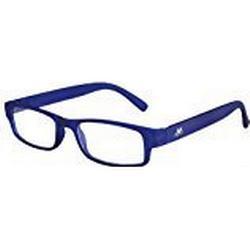 Sunoptic MR91C+3.50 Montana Eyewear Lesebrille in blau / Stärke +3.50 Inklusive Soft Etui, 1er Pack (1 x 1 Stück)