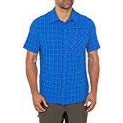 VAUDE Herren Hemd Men's Seiland Shirt, Hydro Blue, M, 04598