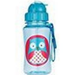 Skip Hop Zoo Straw Bottle Owl
