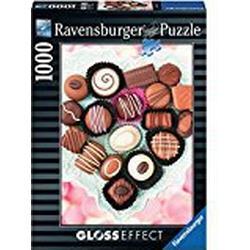 Ravensburger 19490 2 / Puzzle Süße Versuchung Gloss 1000 Teile