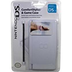 Nintendo DS Lite / DS / Game Case und flexibler Stift, pink, schwarz oder weiß (farblich sortiert)