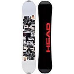Head Erwachsene Snowboard Tribute R plus Speed Disc, Multi/Colored, 155, 337238