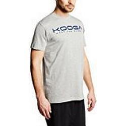 Kooga Herren T/Shirt, Grau, S