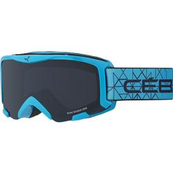 Cebe Junior Bionic Ski Goggles Blue