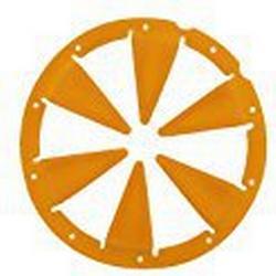 Exalt Paintball Zubehör Dye Rotor Feedgate, Orange, 62327