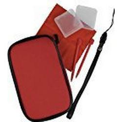 A4T DSLite/Dsi Essentials Bundle Red